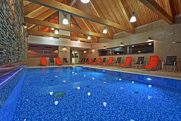 Bílek komeční bazén