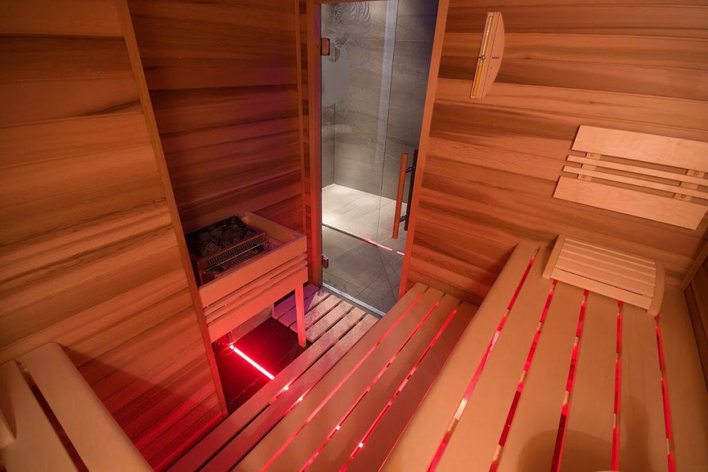 Bílek - reference - sauny