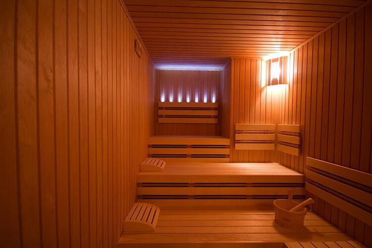 Bílek aroma sauny
