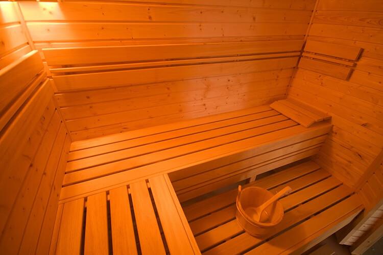 Bílek infra sauny