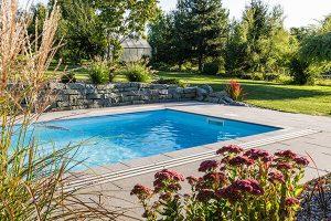 Bazény Bílek - zapuštěný bazén z těžké fólie
